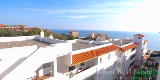 Недорогая квартира с видом на море