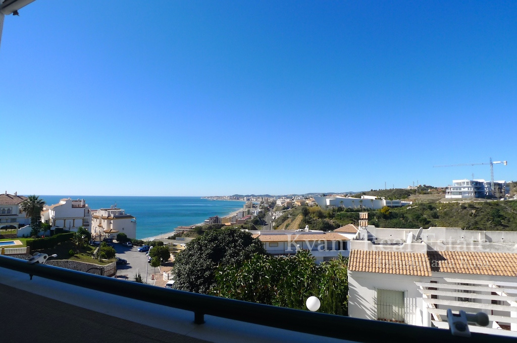 Уютная квартира с видом на Средиземное море