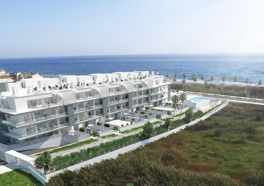 Эксклюзивный жилой комплекс с панорамными видами на Средиземное море
